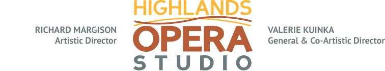 Highlands Opera Studio Logo